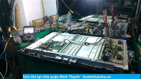 Sửa tivi quận Bình Thạnh - Sửa tivi LED LCD ở bình thạnh giá rẻ uy tín
