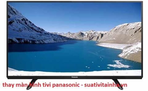 Thay màn hình tivi Sony LG Samsung Toshiba Panasonic Sharp chính hãng giá rẻ