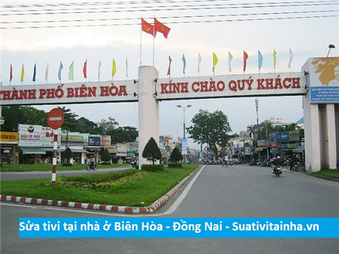 Dịch vụ sửa chữa tivi tại nhà Biên Hòa - Sửa tivi LED LCD ở Biên Hòa giá rẻ uy tín