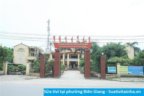 Sửa tivi tại Biên Giang