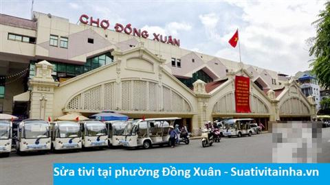 Sửa tivi tại Đồng Xuân