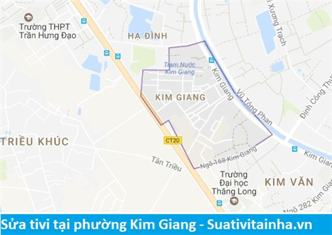 Sửa tivi tại Kim Giang