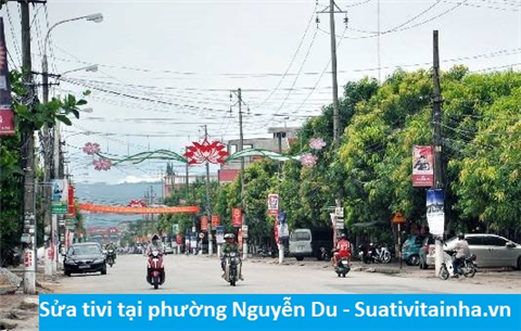 Sửa tivi tại Nguyễn Du