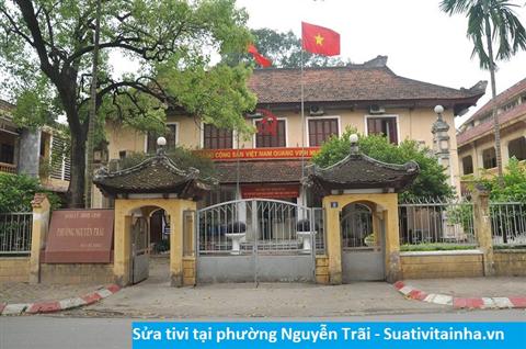 Sửa tivi tại Nguyễn Trãi