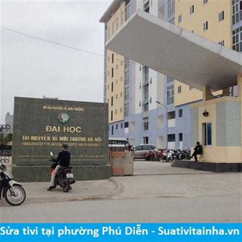Sửa tivi tại Phú Diễn