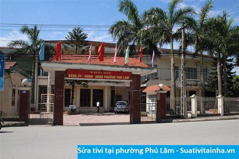 Sửa tivi tại Phú Lãm
