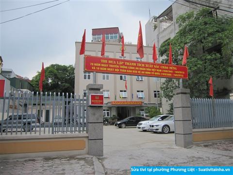 Sửa chữa tivi tại Phương Liệt – Địa chỉ sửa chữa tivi tại nhà ở phường Phương Liệt