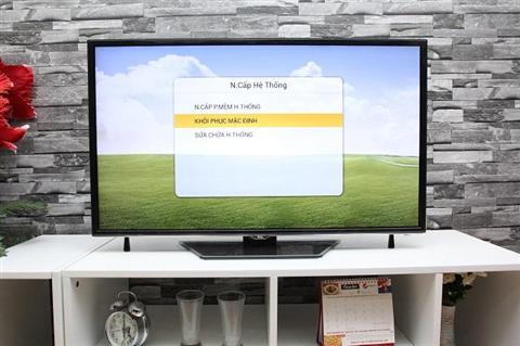 Tại sao tivi không khởi động được và cách khắc phục tại nhà