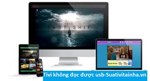 Tivi không đọc được USB