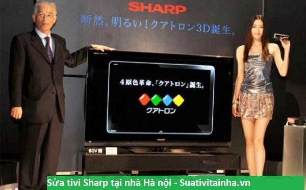 Sửa chữa tivi Sharp tại nhà Hà Nội