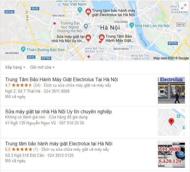 TOP 10 trung tâm sửa máy giặt - điều hòa - tủ lạnh tốt nhất tại Các quận huyện Hà Nội - Phố Huế - tp Huế